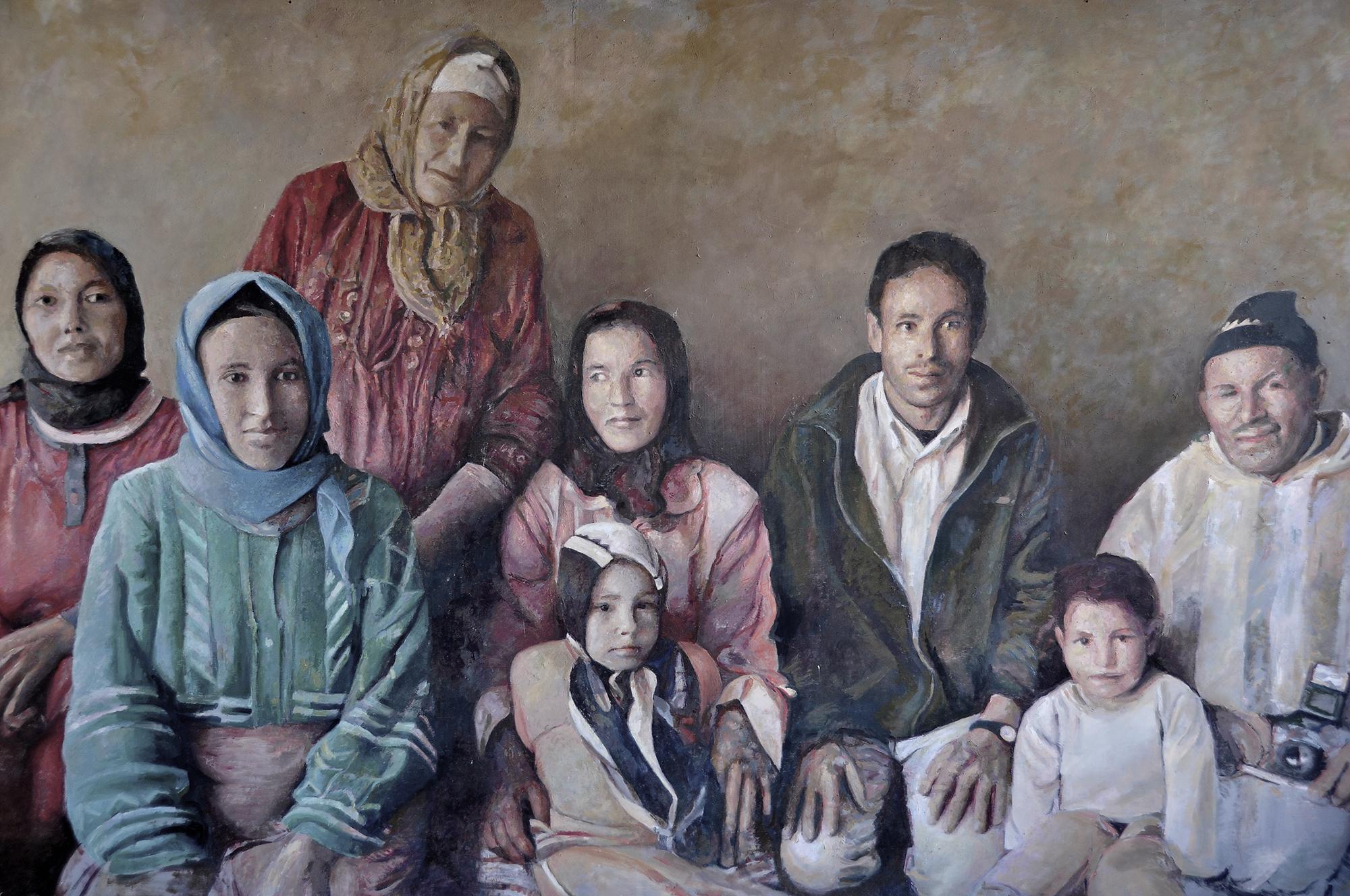 morocco serie familia